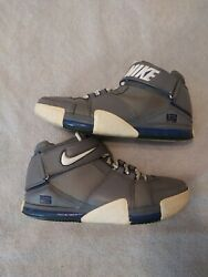 Nike Zoom Lebron Ii Cool Grey All Star Game Edition Mens Size 11.5