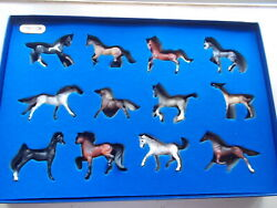 Vintage 1998 Breyer Jah Just About Horses Special Edition Stablemates Gift Set