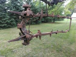 1955 Chevrolet Car Frame Very Solid