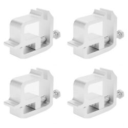 4pcs Pickup Truck Topper Clamps Heavy Duty Campers Shell Mounting Part