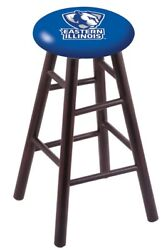 Holland Bar Stool Co. Maple Counter Stool In Dark Cherry Finish With Eastern ...