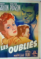 Blossoms In The Dust / Greer Garson / 1941 / Le Roy / Movie Poster/88