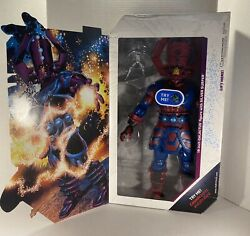 """Marvel Universe Masterworks Galactus 19"""" Talking Action Figure And Silver Surfer"""
