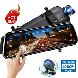 Front And Rear Dual Recording Rear View Mirror Dash Cam Tiktok Made Me Do It