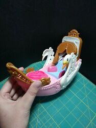 2009 Fisher Price Imaginext Precious Places Swan Palace Swan Boat Princess