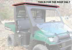 2010-2014 Fits Polaris Ranger 400 500 550 570 800 Ev Ms All Steel Roof Top Only