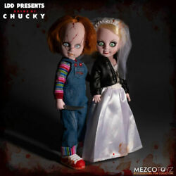 Living Dead Dollbride Of Chucky - Chucky And Dolls /new