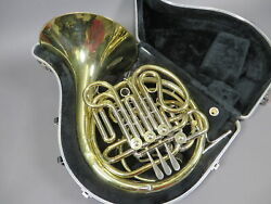 Holton H178 Professional Double French Horn W/hard Case