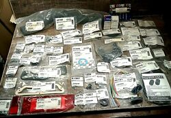 Parts Lot From Corvette America Years 1950s Thru 1980s N.o.s.