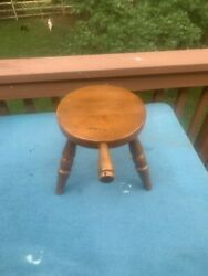 1970s Milking Stool, Authentic Furniture Products