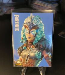 Fortnite Valkyrie 294 Trading Card Legendary Outfit 2019 Panini S1 | Usa Print
