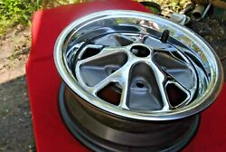 66 Mustang Original Ford Styled Steel Wheel 14 X 5 Show Quality Rare To Find