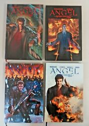 Angel After The Fall Volumes 1-4 Hcs Joss Whedon Buffy Vampire Slayer Idw