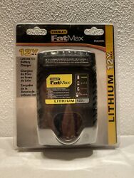 Stanley Fatmax Lithium 12v Battery Charger New In Package Old Stock Fmc090l