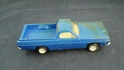 Tonka Vintage Ford Ranchero, Plastic Toy Vehicle For Car Carrier Parts Car