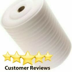 Foam Wrap Roll 1/16 X 600and039 X 12 Packaging Perforated Micro 600ft Perf Padding