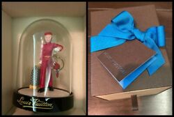 Louis Vuitton Glass Dome Page Boy Snow Globe Hotel Giveaway Not For Sale Novelty