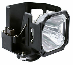Mitsubishi 915p043010 Dlp Replacement Lamp With Philips Bulb