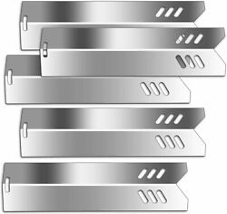 15 Gas Bbq Heat Plate Shield/tent For Uniflame,backyard Grill Replacement Parts