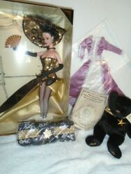 Barbie In The Old West Convention 2000 Tulsa,ok Doll And Souvenirs 210.00
