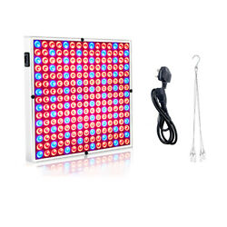 45w Led Grow Light Reflector Cup Growth Lamp 225leds Red+blue Plant Growing