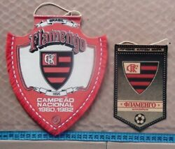 2 Pennant - Best Clubs In The World Flamengo Brazil