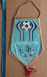 Magnificent Pennant World Cup 1978, Argentina