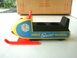 C And03970 1970 705 Clean Stickers Fisher Price Mini Snow Mobile Toy Snowmobile