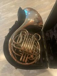 Holton H179 Farkas Model Double French Horn Nickel Silver