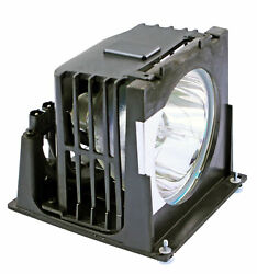 Mitsubishi 915p026010 Dlp Replacement Lamp With Philips Bulb