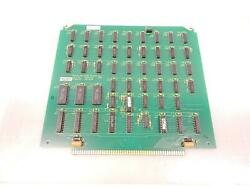 6704185, 8319570 Prism And Sort Window Test Board T71963