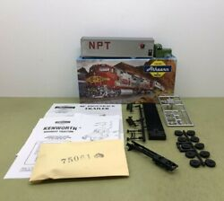 Athearn 40' Trailer With Kenworth Northern Pacific Npt - Nos Mib 135