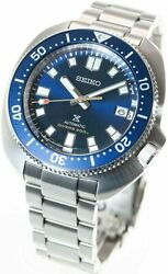 Seiko Prospex 2nd Divers Sbdc123 Automatic Men's Watch 55th Anniversary Limited
