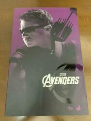 Hot Toys Mms172 Avengers Hawkeye Action Figure From Japan  U S E D