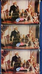 2007 2008 2009 S Presidential Dollar Proof Sets Us Mint Boxes