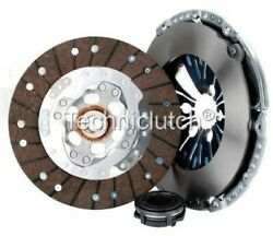 Ecoclutch 3 Part Clutch Kit For Audi A3 Convertible 1.9 Tdi