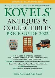 Kovels' Antiques And Collectibles Price Guide 2022 By Kim Kovel English Paperb