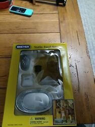 Breyer Stable Feed Set #2486 Toy Horse Accessories