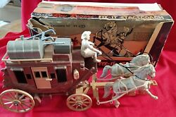 Roy Rogers Stagecoach By Ideal