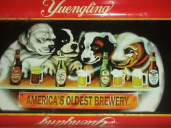 Yuengling Brewery Limited Edtion Collector Series Beer Tray. Puppies