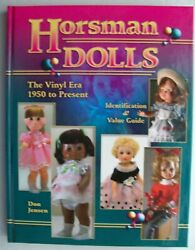 New Horsman Dolls Price Values Guide Collector's Book