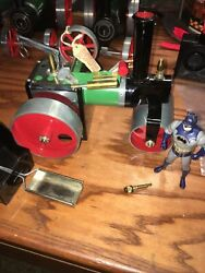 Batman Used Tractor Lot. Mamod Steam Tractors And Rollers