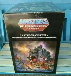 He-man Castle Grayskull And 4 Misb Action Figures Included In Lot