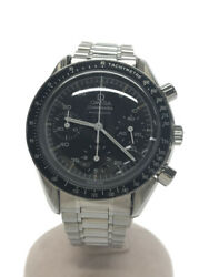Secondhand Omega Speedmaster Ss/analog/stainless/omega/silver Clothing