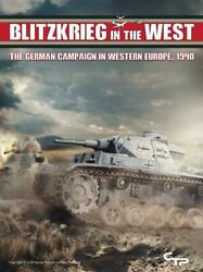 Canvas Temple Wwii Wargame Blitzkrieg In The West Sw