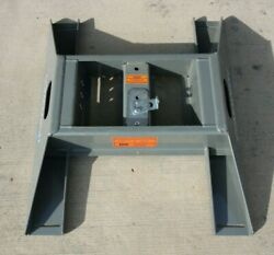 Bandw Companion Replacement 5th Wheel Hitch Base - Base Only - Missing Parts