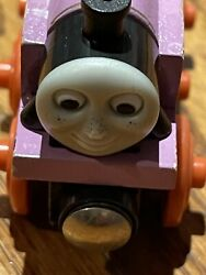 Thomas And Friends Wooden Railway Rosie Easter Engine