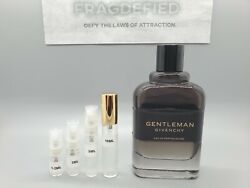 Givenchy Gentleman Boisee 2020 100% Authentic $7.00