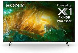 Sony X800h 55-inch Tv 4k Ultra Hd Smart Led Tv With Hdr And Alexa Compatibility