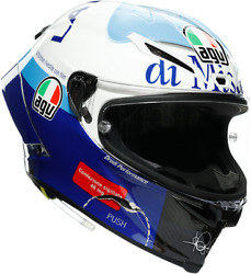 Agv Pista Gp Rr Limited Edition Rossi Misano 2020 Helmet Large 216031d9my01009